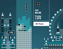 Online Game für Lufthansa eXperts
