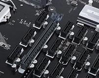 Crypto mining chip | Image source: btcethereum.com