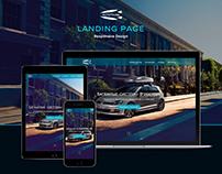 Autotrunk Landing Page
