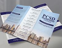PCSD - Trifold