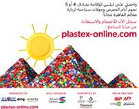 Plastex 2018 Exhibition (journal ad.)