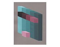 Metallophone Serie 02 | Painting