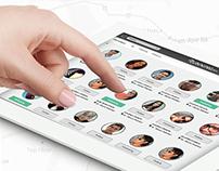 Running.fm - Web App