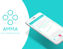 AMMA (Asthma Monitoring and Management Application)