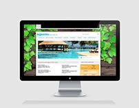 Rejsernu.dk website design