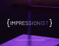 IMPRESSIONIST (Staircase design)