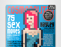 Pixel Magazine Cover