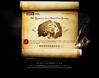 Smartlive Gaming Landing Pages