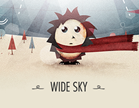 Wide Sky - Game/Experiment