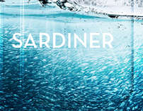 Sardine // Packaging