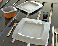 Slice - Tableware for traditional dishes