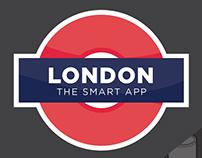 London The Smart App - Concept