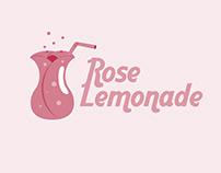 Branding Rose Lemonade