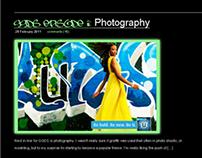 GraffikDesign Blog Design