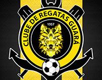 [Sports] Clube de Regatas Guará - Rebranding