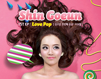 SIN GOEUN Love Pop Music video