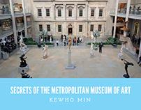 Kewho Min | Secrets of the Metropolitan Museum