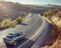 Jaguar i-Pace Concept Car