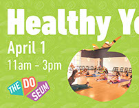 Healthy You at the DoSeum