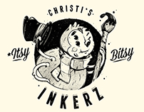Christi's Itsy Bitsy Inkerz // Photoshop Brushes
