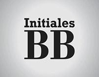 Motion - Initiales B.B