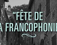 Fete De La Francophonie