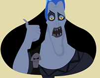Disney's Card : Spade