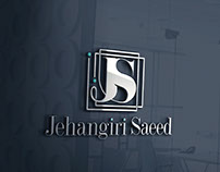 jahangiri saeed logo design