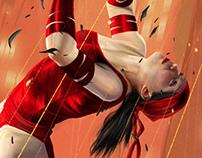 Elektra & Daredevil, Personal Work