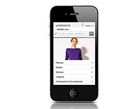 Mobile Site - 2011
