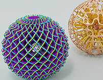 Complex Spherical Shapes