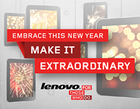Lenovo E-Greeting App