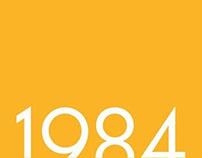 Book Design 1984