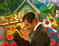 Homage to classic films // מחווה לקלאסיקות קולנועיות