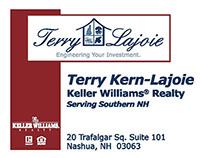 Terry Kern-Lajoie Rebranding