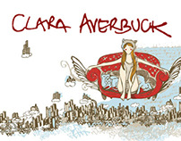 Clara Averbuck Website (2013 version)