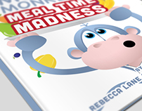 Movin Monkeez Meal time madness, cook book