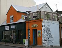 Reykjavík an architectural contrast
