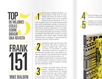 7 CAPAS Skateboarding & culture mag - Edición #5 -