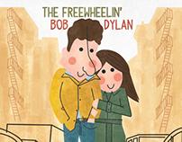 Bob Dylan Vintage Cartoons