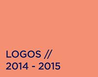 Logos // 2014 - 2015