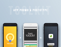 App Promo & Prototype Toolkit