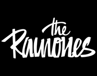 The Ramones/ Lettering