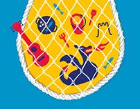 XLII Setmana del Mar - Winning poster