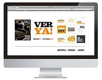 7 CAPAS Skateboarding & culture mag - Site edición #4