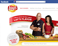 Lay's - Do us a Flavor (Phase 1)