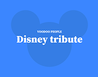 Disney tribute