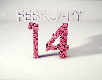 The 14th Of February(Love)