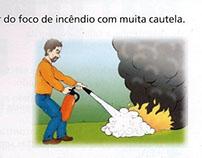 ILUSTRAÇÃO / BROCHURA ANA AEROPORTOS DE PORTUGAL, SA