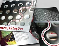 Entre Estações | Brochure